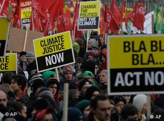 Ativistas do mundo todo foram às ruas no fim de semana