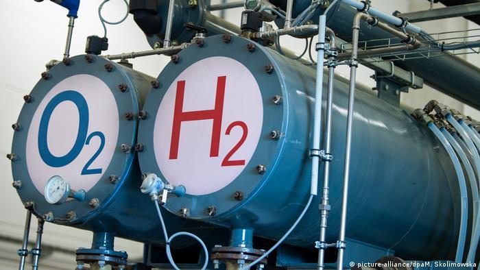 Hydrogen facility in Prenzlau, Germany
