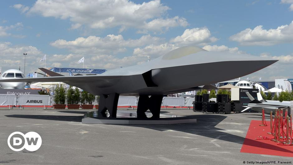 France, Germany, Spain push ahead with fighter jet project