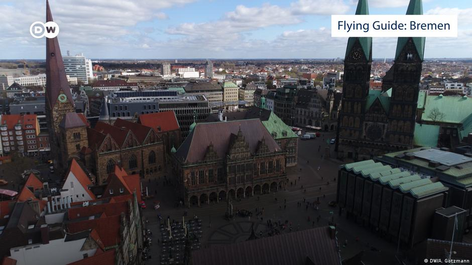 Flying Guide: Bremen