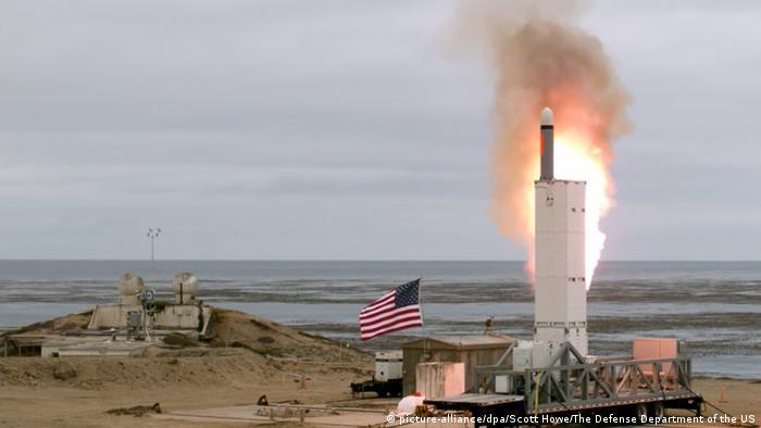EUA testaram versão do míssil de cruzeiro Tomahawk com capacidade nuclear