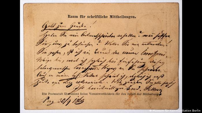 Ausstellung Berlin   Mehr als Worte. 150 Jahre Postkartengrüße (Museum für Kommunikation Berlin)
