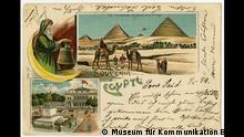 Ausstellung Berlin   Mehr als Worte. 150 Jahre Postkartengrüße