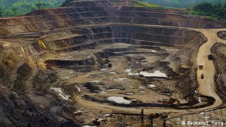 Kobalt mine in the Democratic Republic of Congo (Reuters/J. Hogg)