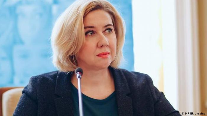 Виконавча директорка Інституту масової інформації (ІМІ) Оксана Романюк