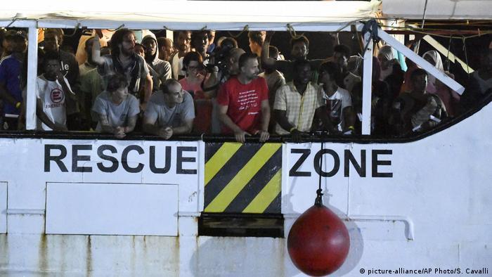 Der unvorstellbare Horror in libyschen Lagern