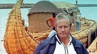 Der norwegische Thor Heyerdahl ist mit 87 Jahren gestorben