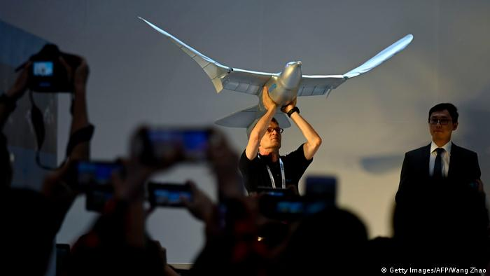 China | World Robot Conference 2019 in Peking (Getty Images/AFP/Wang Zhao)