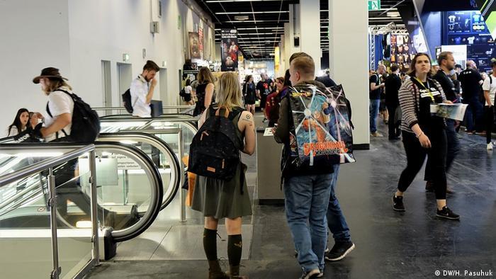 Gamescom 2019, Jerman