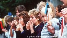 Estland Tallinn 1989 | Menschenkette Baltic Way