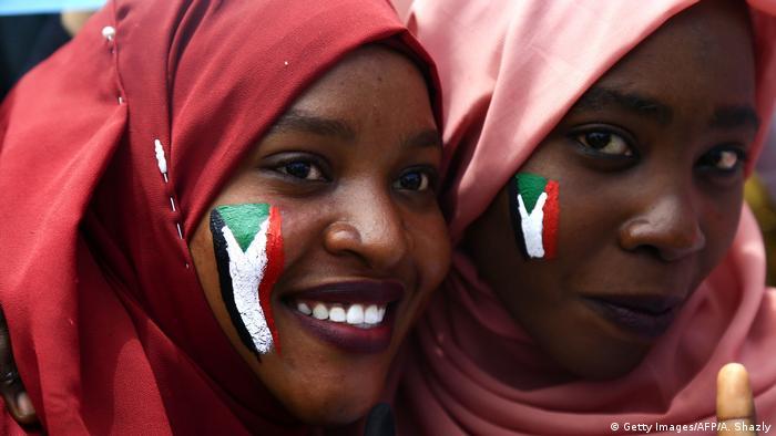 Les femmes sont restées un symbole dans la récente révolution soudanaise