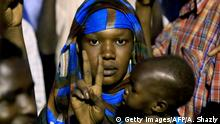 BG Frauen im Sudan
