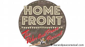 Home Front War and Peace Revival Logo (warandpeacerevival.com)