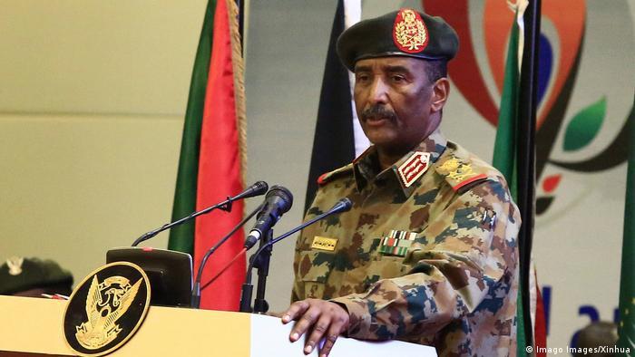 General sudanês Abdel Fattah al-Burhane