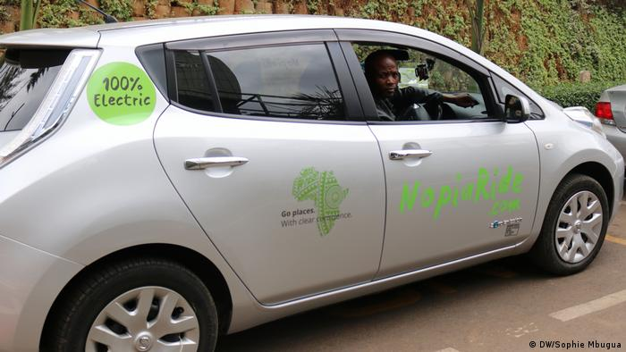 Electric taxis — a welcome drop in Nairobi's pool of emissions