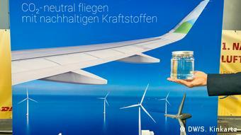 Παρουσίαση εναλλακτικών καυσίμων στην Εθνική Διάσκεψη Αεροπορίας στη Λειψία