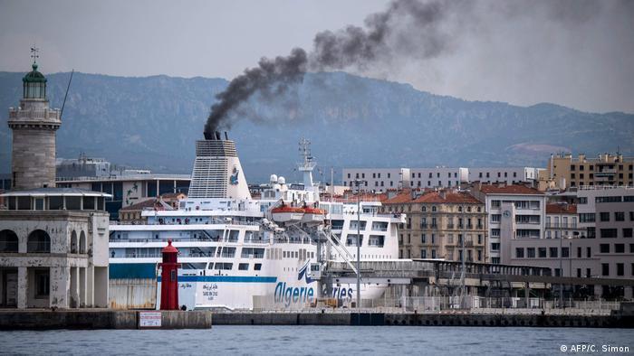 Umweltbelastung durch Schifffahrt