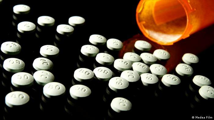 Pharmahersteller erzielen einen Vergleich