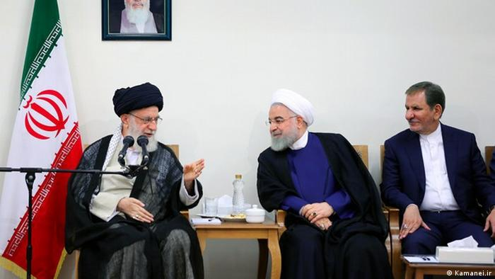 Iranian Cabinet members