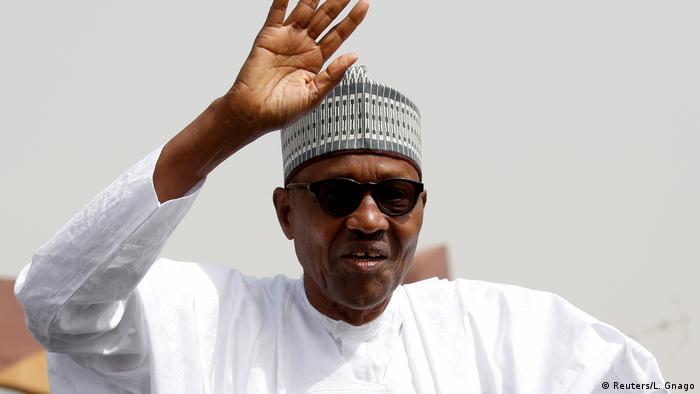 Nigeria's President Buhari (Reuters/L. Gnago)
