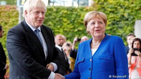 Brexit: Джонсон та Меркель шукають рішення щодо Ірландії та Північної Ірландії