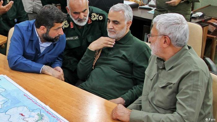 مخالفان قاسم سلیمانی، او را مسئول بسیاری از بیثباتیهای منطقه میدانستند که که امنیت منطقه را به خطر انداخته است
