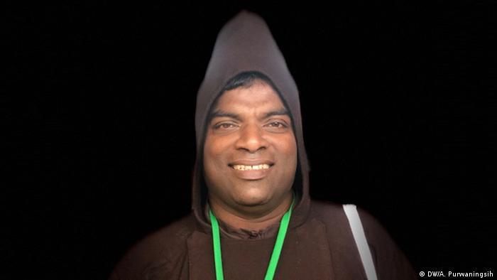 Lindau Religions for Peace Antonymy Thomai (DW/A. Purwaningsih)