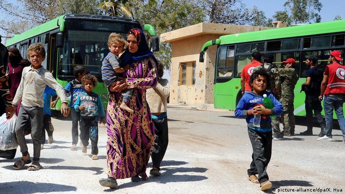 Suriye'de yaklaşık 6,7 milyon kişi ülke içinde yer değiştirmek zorunda kaldı