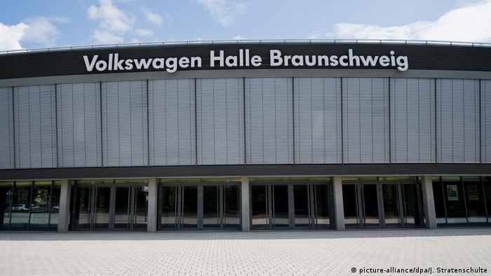 The Volkswagen Hall in Braunschweig