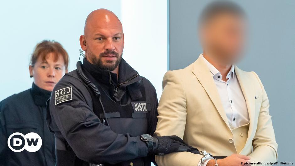 ألمانيا السجن تسع سنوات لسوري في قضية قتل أثارت أعمال شغب أخبار Dw عربية أخبار عاجلة ووجهات نظر من جميع أنحاء العالم Dw 22 08 2019