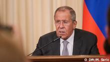 Russland Moskau Außenminister Heiko Maas bei Lawrow