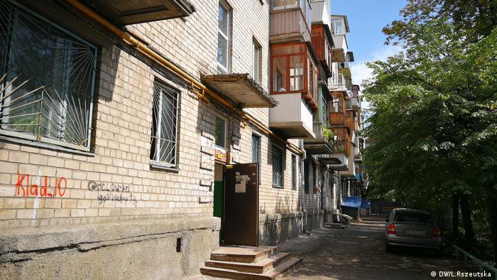 Хрущівка - житловий будинок у Києві