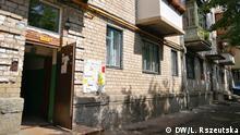 Ukraine Kiew | Alte Mehrfamilienhäuser
