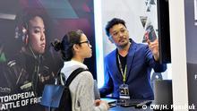 Indonesien auf der Gamescom 2019 in Köln