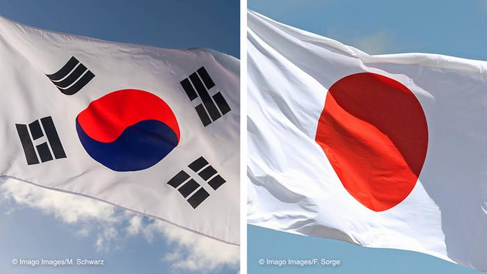 Japan and South Korea seek to mend relations
