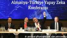 Berlin Deutsch-Türkische Konferenz zu Künstlicher Intelligenz | Peter Altmaier und Mustafa Varank