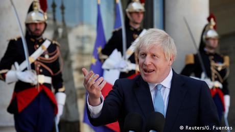DW: Πρόωρες εκλογές στη Βρετανία;