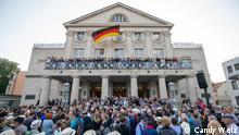 Kunstfest Weimar - Reichstags-Reenactment