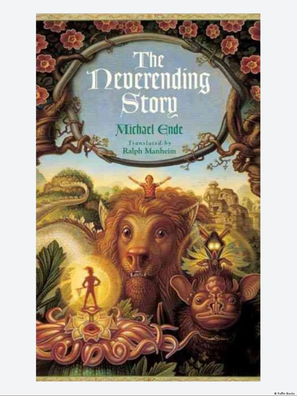 Why Michael Ende′s ′The Neverending Story′ is cult | Books