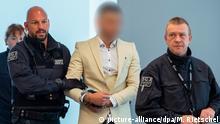 Dresden - Prozess um tödliche Messerattacke von Chemnitz