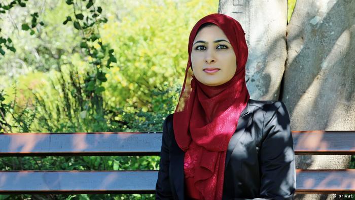 Naadiya Moosajee from South Africa helps female engineers find jobs