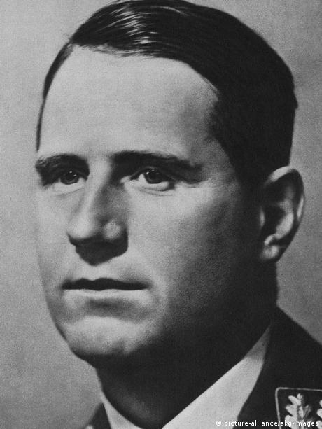 Leonardo Conti era el médico jefe del Tercer Reich.