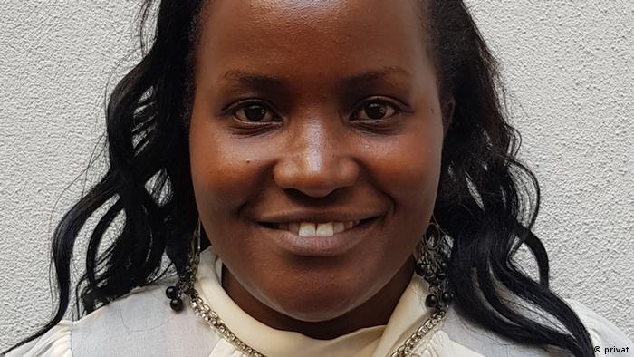 Margaret Mutheu from Kenya works for 1Million Startups