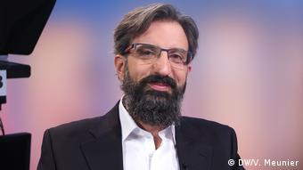 DW Quadriga Sendung vom 22.08 - Juan Palop, Journalist