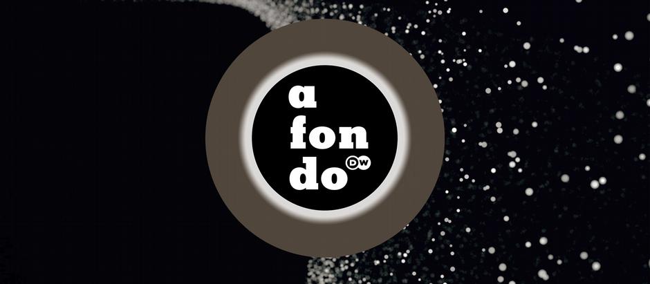 """DW """"A fondo"""" Sendunglogo spanisch"""