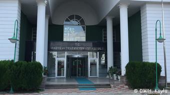 RTÜK building