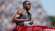 USA Christian Coleman, 100-Meter-Läufer (Getty Images)