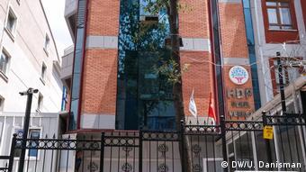 HDP'nin Ankara'daki genel merkezi
