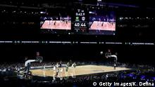 Basketball Australien - USA