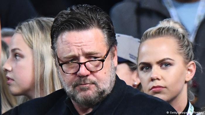 Ator Russell Crowe